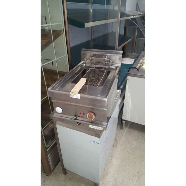 Berto's 1 x 10 liter electric deep fryer Deep fryer / Fryer